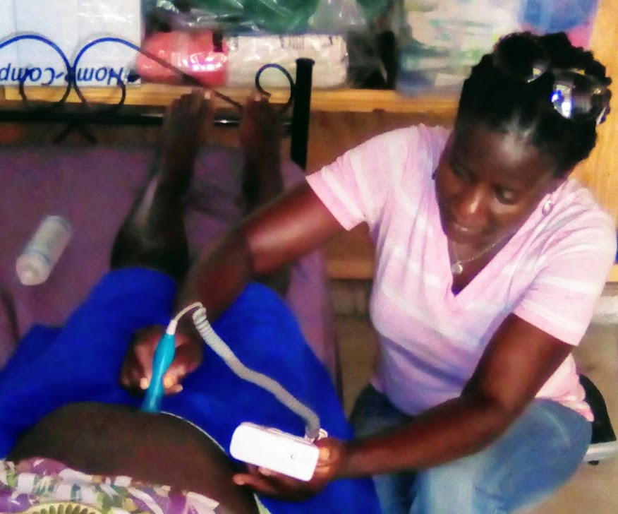 Grace Community Birth Center. Ninotte Lubin. Midwifery. Haiti. Midwifery Haiti. GCBC